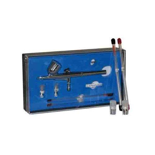 AEROGRAFO AB-300 CON 3 AGUJAS 0.2+0.3+0.4mm