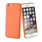 Muvit Life Coque Fever Orange Ultrafine Apple Iphone 6/6s