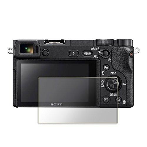 Fotga Ultra Clear Displayschutzfolie LCD Screen Protector für Sony Alpha A6000 A6300 ILCA-6000 ILCA-6300