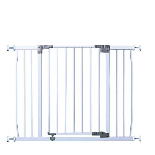 Dreambaby Barrera de Seguridad Liberty extra ancha (97-106cm), Blanca