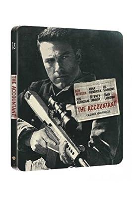 El Contable (The Accountant) - Edición Metálica (Spanien Import, siehe Details für Sprachen)