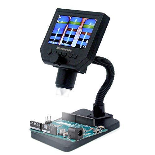 Microscopio digital LCD portátil KKmoon G600 alto