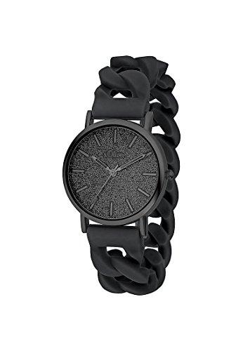 s.Oliver Time Unisex Erwachsene-Armbanduhr SO-3399-PQ
