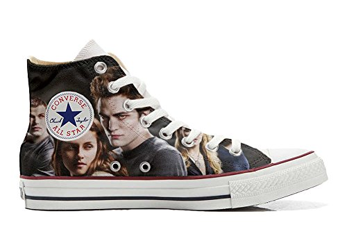 Converse All Star Chaussures Coutume (produit artisanal) high