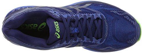 Asics Gel-Nimbus 19 Lite-Show, Chaussures de Gymnastique Homme Bleu (Indigo Blue/directoire Blue/reflective)