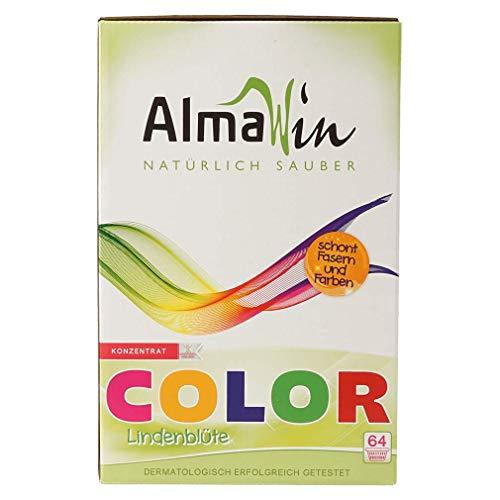 Almawin Color Waschpulver (Bunt- und Feinwaschmittel) 2kg -