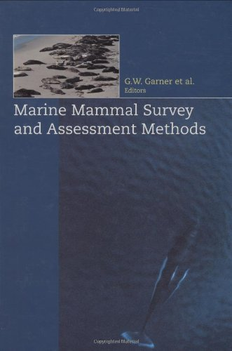 Marine Mammal Survey and Assessment Methods by J.L Laake (1999-06-01)