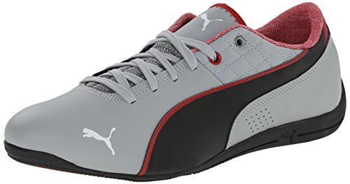 Puma Drift Cat 6 Nm Lace-up Fashion Sneaker Quarry/Black