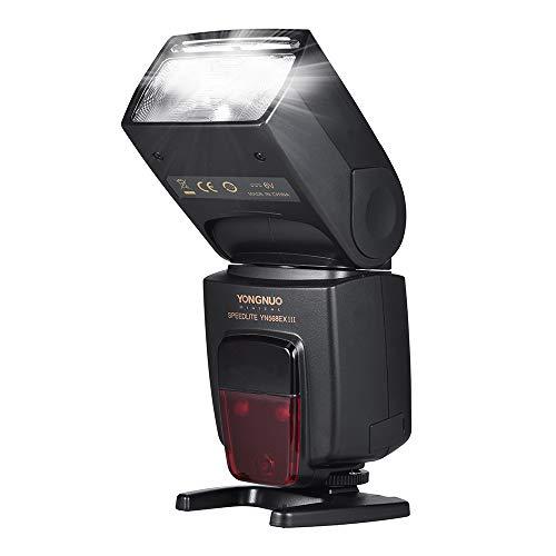 YONGNUO YN568EX III Wireless TTL Slave Blitz Speedlite GN58 1/8000 s HSS Unterstützt USB Firmware Upgrade für Nikon DSLR Kamera