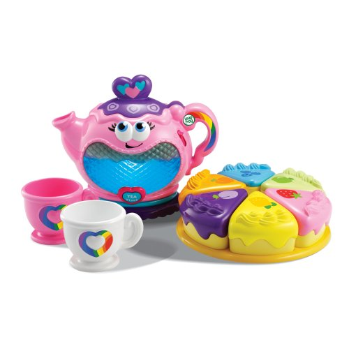 LeapFrog Musical Rainbow Tea Party by LeapFrog