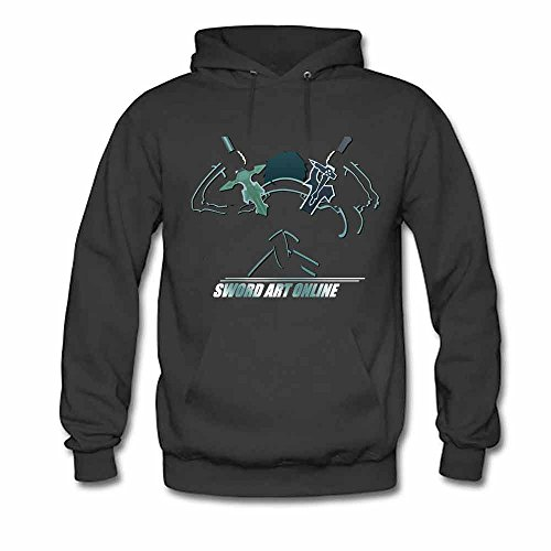Men's Cotton Hoodie Kirito - Sword Art Online XL