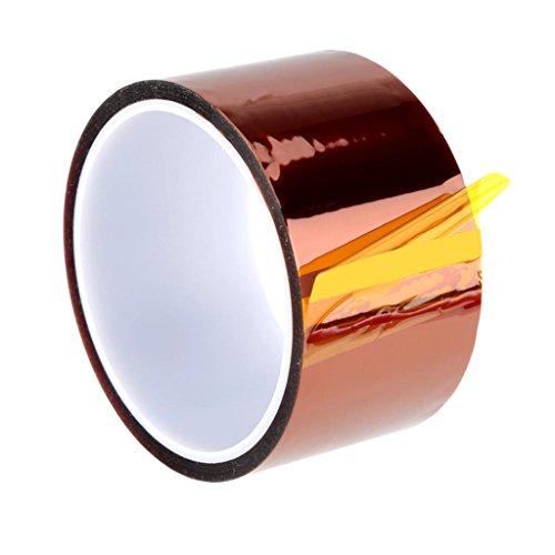 5cmx30m-ruban-scotch-de-polyimide-forte-colle-resistant-a-forte-chaleur-haute-temperature-260-300-c