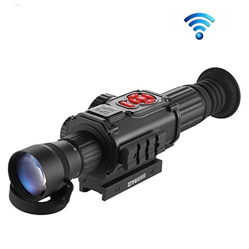Hplights IR Monoculaire de Vision Nocturne Jumelles Digital Optics Monoculaires Infrarouges Caméra Vidéo pour la Chasse