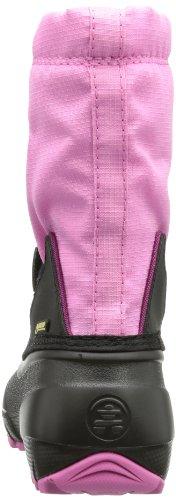 Kamik  SHADOW4G, Bottes de neige de hauteur moyenne, doublure chaude mixte enfant Pink (pink PIN)