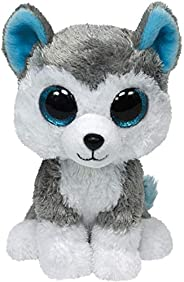 Ty Beanie Boos Slush Dog Regular Plush Toy, 7 Inch [36006]