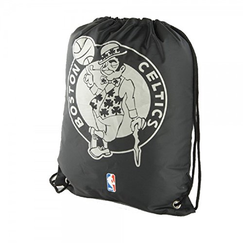 Boston Celtics Gymbag Gymsack Turnbeutel Grau