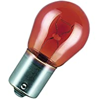 Osram ORIGINAL Blinklichtlampe PY21W, 7507, 12V, 10er Faltschachtel
