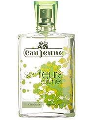 Eau Jeune Senteurs fraiches eau de cologne pour femme, vert, 75ml