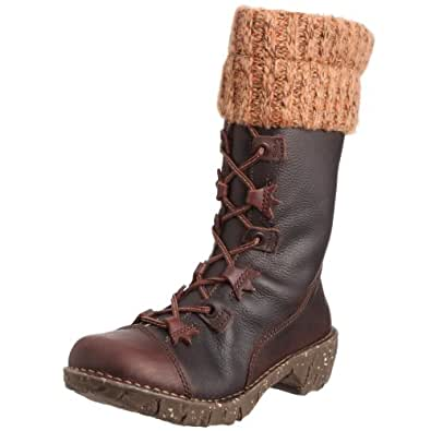 El Naturalista Women's N101 Boot Brown N101 3 UK