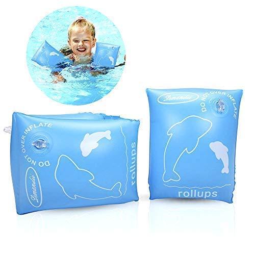ALIXIN-Brazaletes inflables flotantes Anillos,Flotadores...