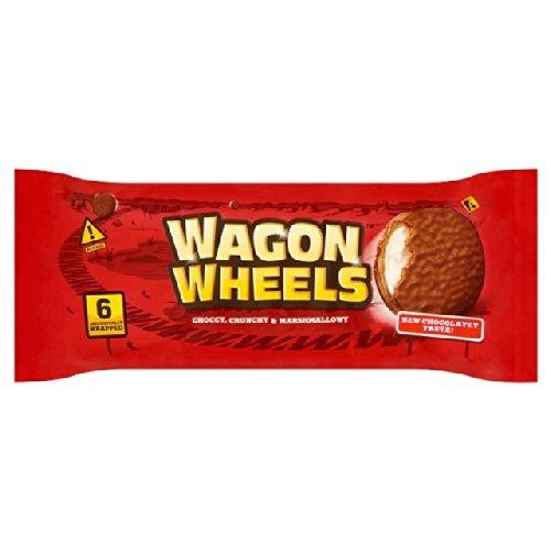 Wagon Wheels Original 6 x 36g