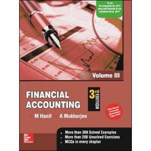 Financial Accounting - Vol. III