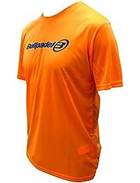 Camiseta Bullpadel Naranja ODP (L)