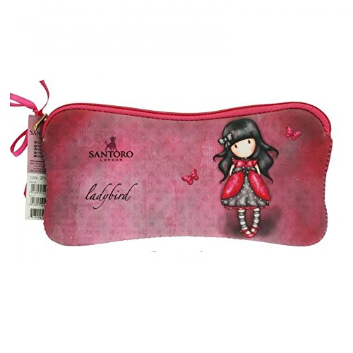 Gorjuss-Neoprene-Accessory-Case-Ladybird
