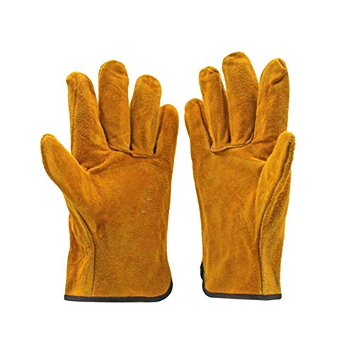 Guantes anticalor