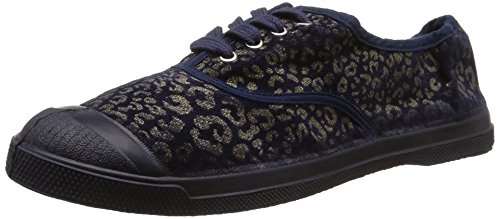Bensimon - Gold Leopa, Sneakers da donna, blu (bleu 532), 39