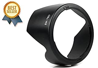 EW-78D Replacement Lens Hood for Canon EF 18-200mm f/3.5-5.6 IS Lens, Canon EF 28-200mm F3.5-5.6 USM (B01DADZI0A) | Amazon price tracker / tracking, Amazon price history charts, Amazon price watches, Amazon price drop alerts