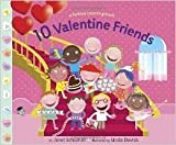 10 Valentine Friends by Janet Schulman (2011-08-01)