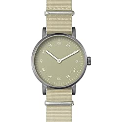 VOID V03B Watch - Brushed/Beige