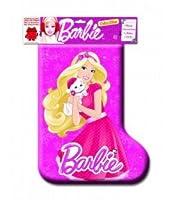 La calza più fashion dell'anno è solo quella di Barbie! Questa fantastica Calza contiene 1 Barbie glitz, 1 set scarpe e accessori, 1 vestito fashion, 1 DVD. Che aspetti? Sii sempre alla moda con gli accessori di Barbie e gioca con lei.