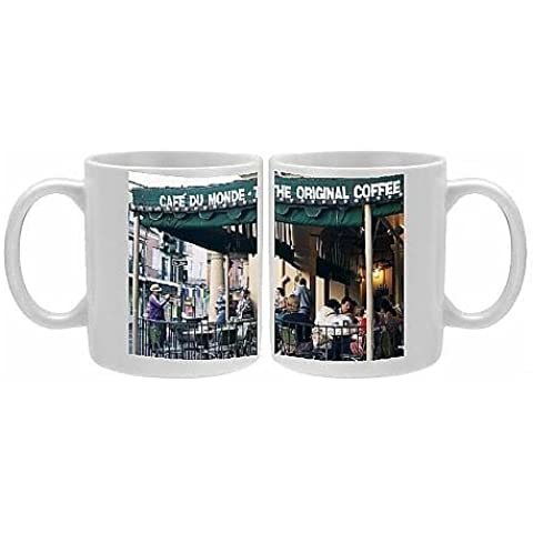 Photo Mug of Cafe du Monde by Robert Harding