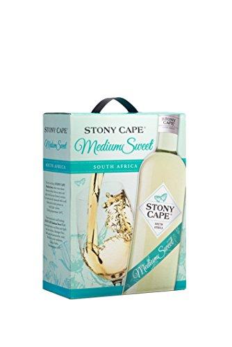 Stony Cape Weißwein Medium Sweet Cuvée Lieblich (1 x 3 l)