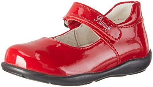 Primigi SANDES, Ballerine Bambina, Rosso (Rosso), 24 EU