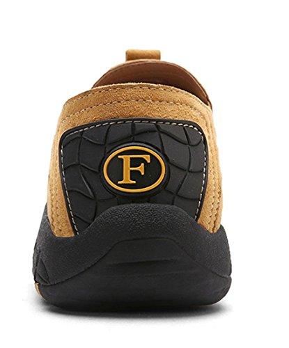 TDA ,  Herren Sneaker Low-Tops Gelb