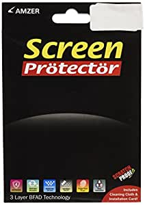 Amzer 94927 Super Clear Screen Protector with Cleaning Cloth for iPod Nano 7th Gen