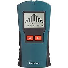 Fetanten 4 EN 1 LCD Detector De Pared Para Metal Tuberías, Detecta AC Cable, Detector de Madera, Metal Tuberías, Detector Profundo