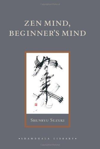 ZEN Mind, Beginner's Mind (Shambhala Library) by Shunryu Suzuki-roshi (2005-09-30)