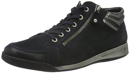 ara Rom, Sneaker donna Blu blu scuro 42.5