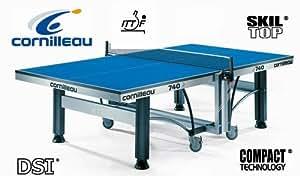 Cornilleau - Table De Ping Pong Tennis De Table Compétition 740 Ittf Montée