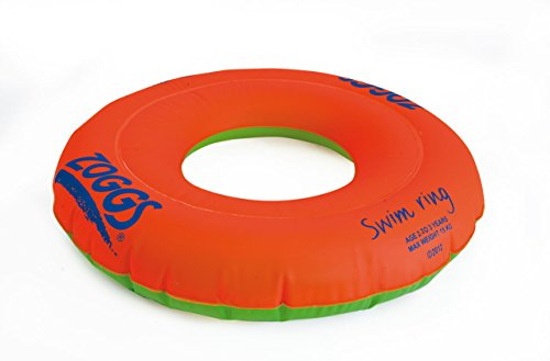 Zoggs Kids Swim Inflatable Floatation Ring Test