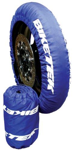 BIKETEK NBI TYRW11 Superbike 120/70-17 190/55-17 - Calentadores de neumáticos