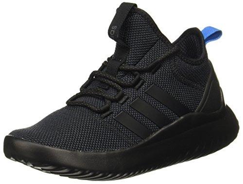 adidas Herren Cloudfoam Ultimate B-Ball DA9655 Sneaker, Mehrfarbig (Black 001), 45 1/3 EU