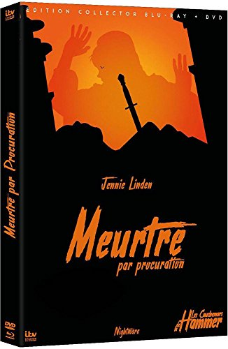 Image de Meurtre par Procuration [Édition Collector Blu-ray + DVD] [Combo Collector Blu-ray + DVD]