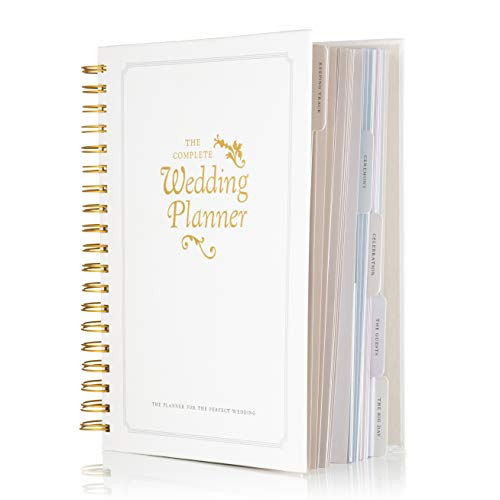 The Complete Wedding Planner boo...