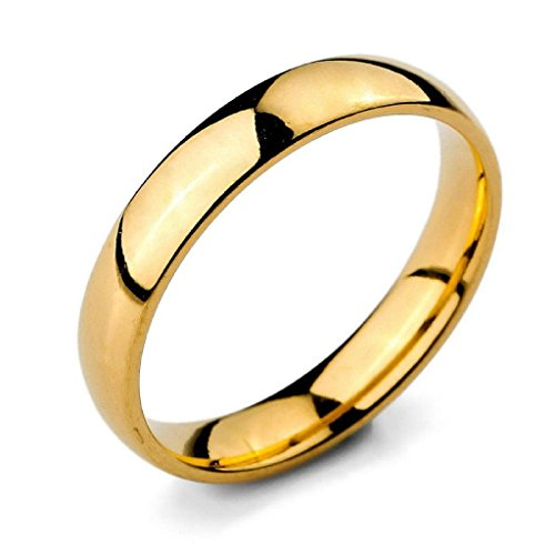 epinkifashion-jewelry-men-womens-wide-4mm-stainless-steel-rings-band-gold-classic-wedding-polished