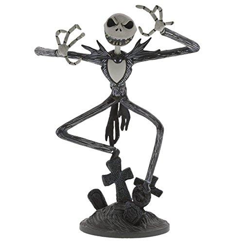 Grand Jester Jack Skellington 4059467, Résine, Noir, Taille Unique